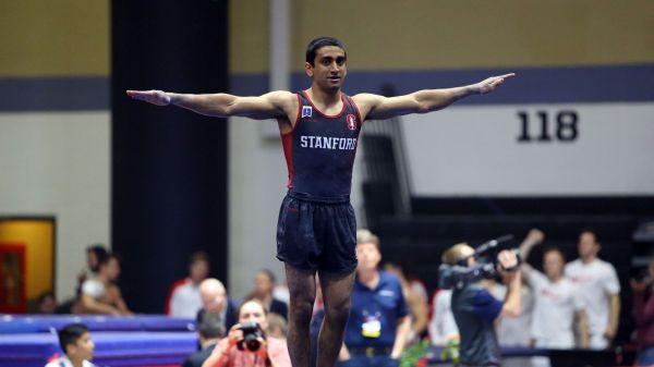 Stanford Men's Gymnastics: Modi Leads, The Cardinal Doesn ...