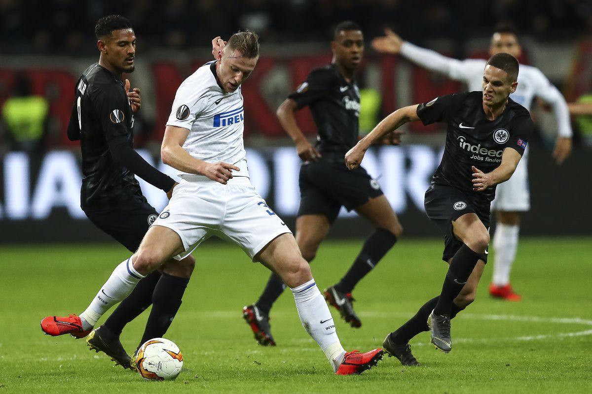 Inter Milan Vs Eintracht Frankfurt Match Preview How To Watch And Live Thread