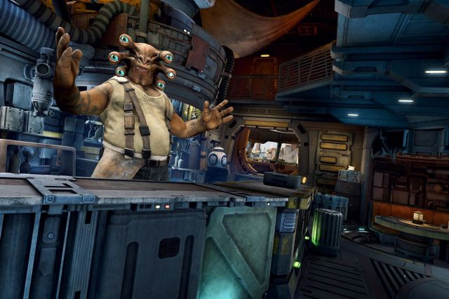 Star Wars: Tales from the Galaxy's Edge screenshot