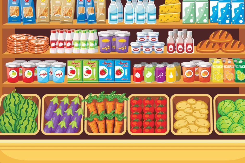 Image result for supermarket