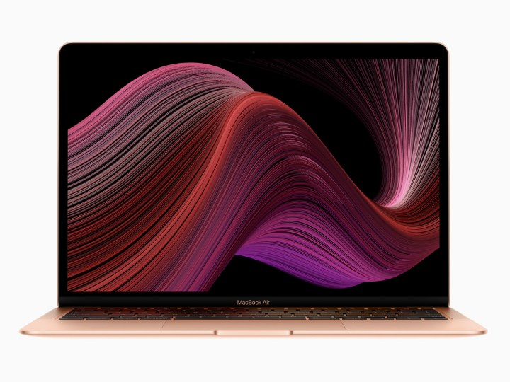 Apple announces new MacBook Air with improved keyboard, faster ...