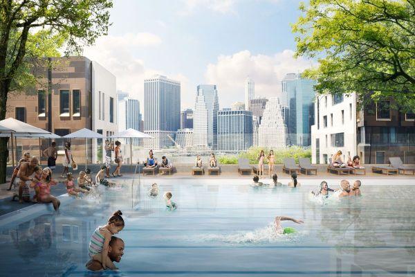 Brooklyn Bridge Park will get a permanent public pool ...