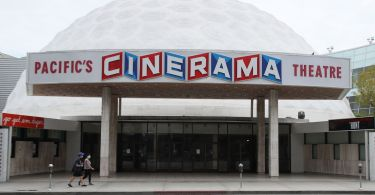 It may be curtains for Arclight and Pacific, the theaters I've only dreamt of attending