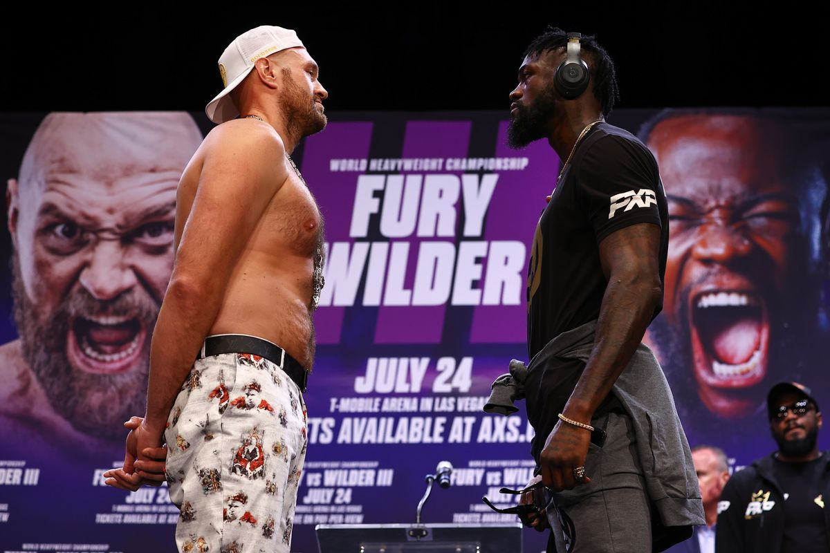 The rematch of Tyson Fury and Deontay Wilder is under threat due to the coronavirus in the British camp