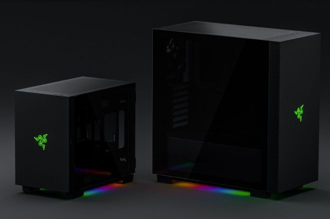 razer_tomahawk_main.0 After two whiffs, Razer's latest Tomahawk PC cases look practical enough to actually exist | The Verge