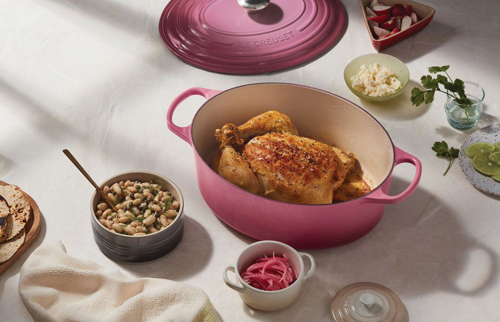 The Le Creuset Dutch Oven Why The Cookware Icon Is Still So Popular Eater
