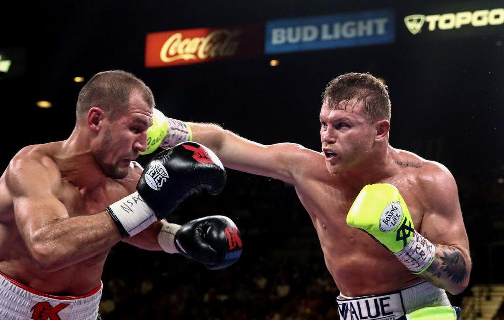 Match pour le titre des poids lourds légers de la WBO à Las Vegas: Canelo Alvarez contre Sergey Kovalev