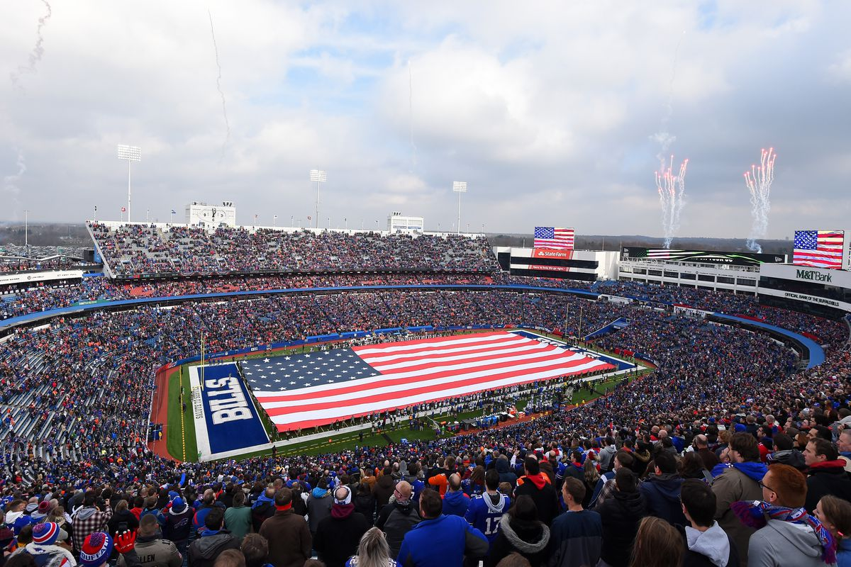 Buffalo Bills will stay in Orchard Park through 2023 after declining stadium opt-out option - Buffalo Rumblings