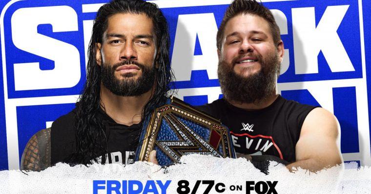 WWE SmackDown results, live blog (Dec. 25, 2020): Steel Cage