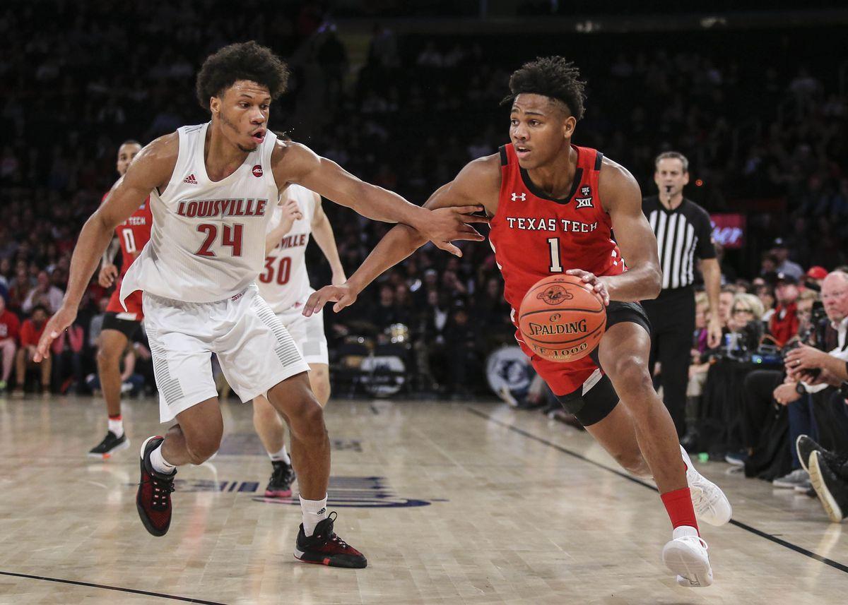 Basketball NCAA: Texas Tech à Louisville