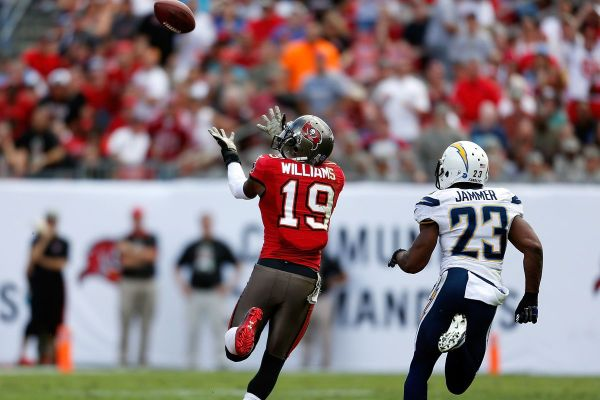 San Diego Chargers Lose to Tampa Bay Buccaneers, 34-24 ...
