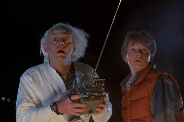 Back to the Future is the most perfect blockbuster ever made. I ...