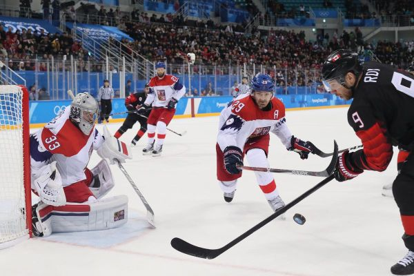 OLYMPIC GAME DAY: Canada vs South Korea - Nucks Misconduct