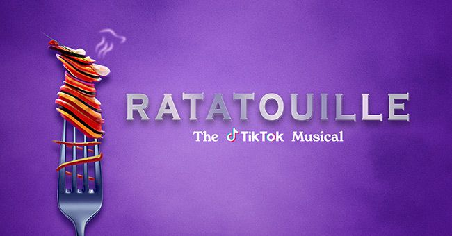 Ratatouille: The TikTok Musical to become an actual one-night Broadway-style show