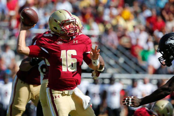 Boston College Football Recruiting: QB E.J. Perry IV ...