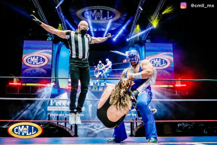 CMLL Copa Dinastias 2021 results: Blue Panther Jr. & Black Panther are unexpected winners