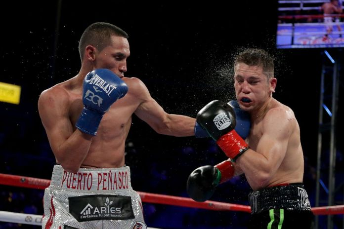 HBO SuperFly results: Juan Francisco Estrada edges Carlos Cuadras by decision - Bad Left Hook
