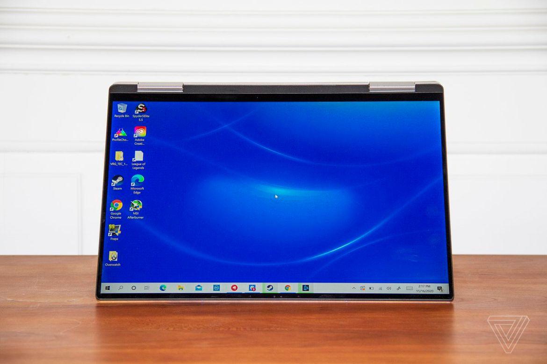 أفضل أجهزة الكمبيوتر المحمولة لعام 2020: Dell XPS 13 2 في 1