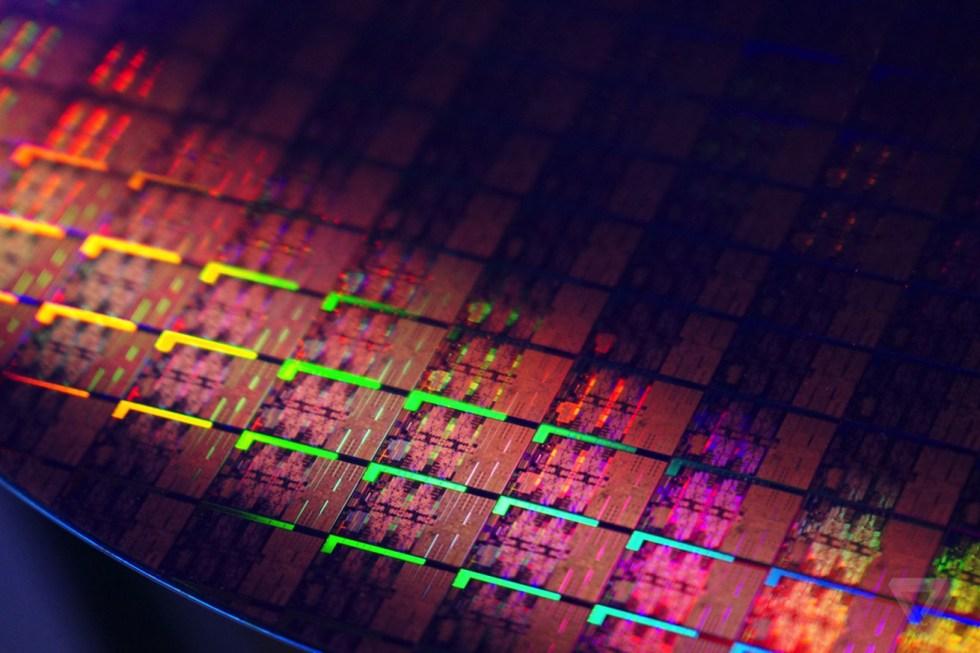 Intel Skylake chip shots