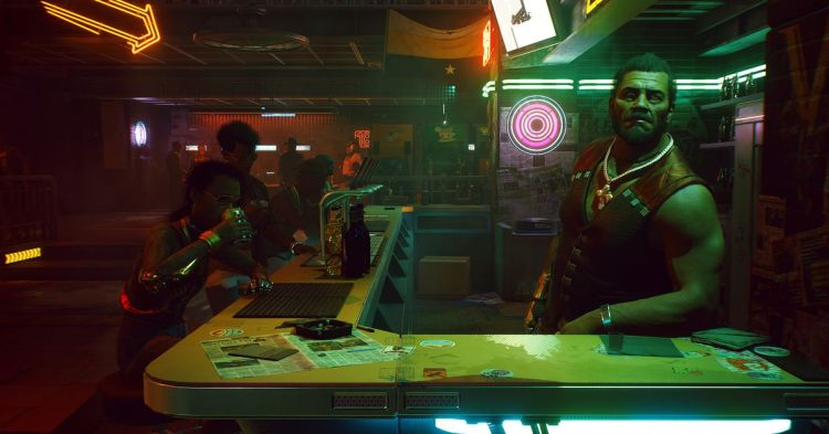 All Cyberpunk 2077 cutscenes are now in first person