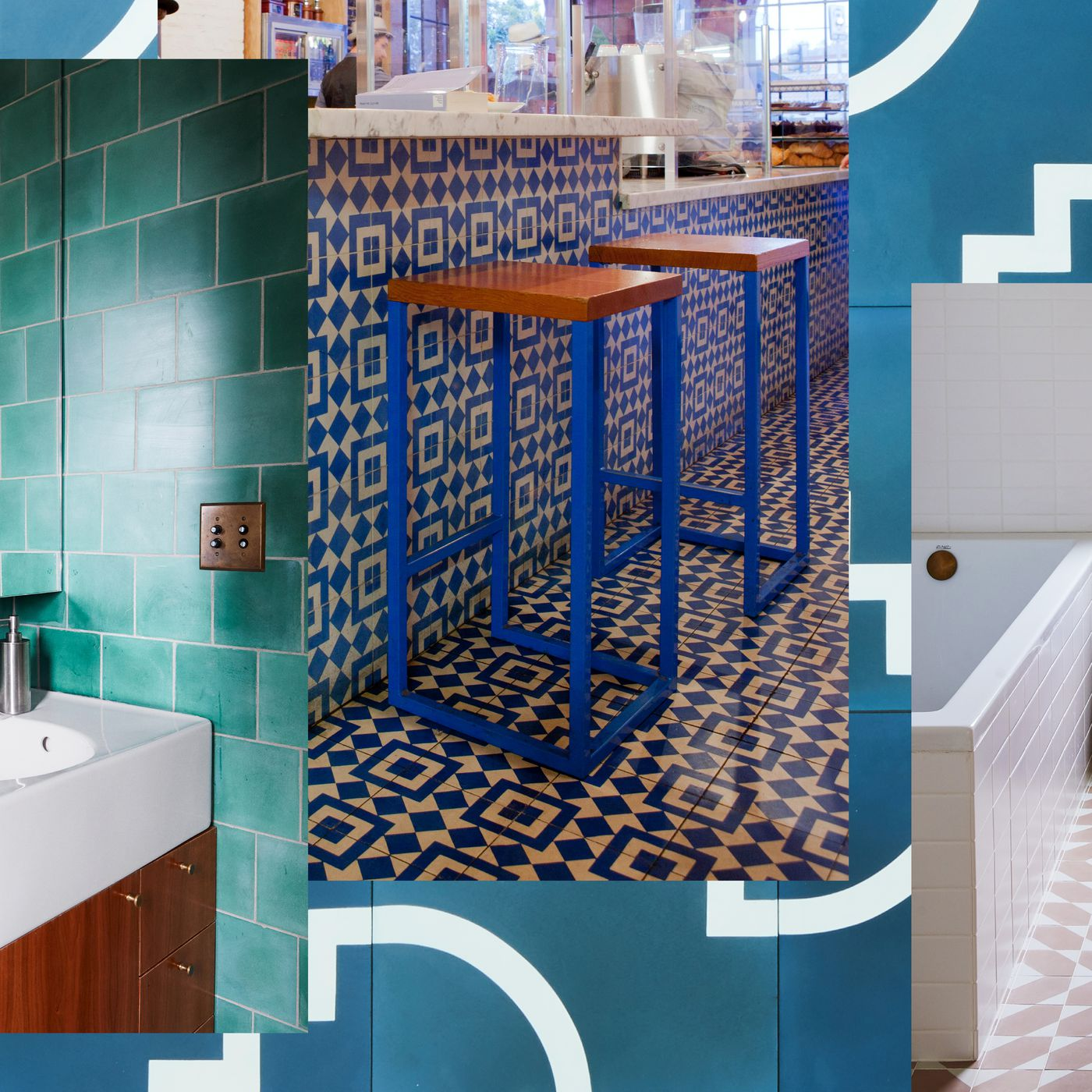 inside the vibrant tile trend curbed