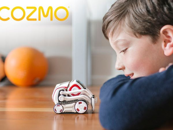 Anki, the maker of Cozmo the tiny robot, is shutting down.
