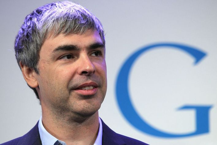 Larry Page Gives First Comments on Alphabet, and Some on Google's China Plans - Vox