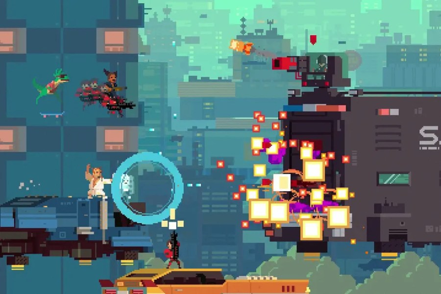 Pixel art games aren t retro  they re the future   The Verge It s still hip to be square in video games