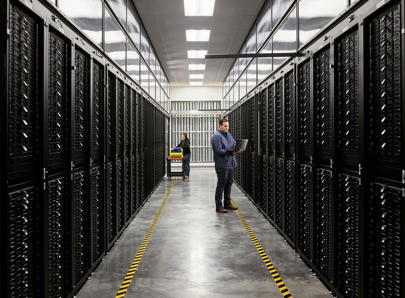 Since 2014, all of Apple's data centers have been powered by 100 percent renewable energy.
