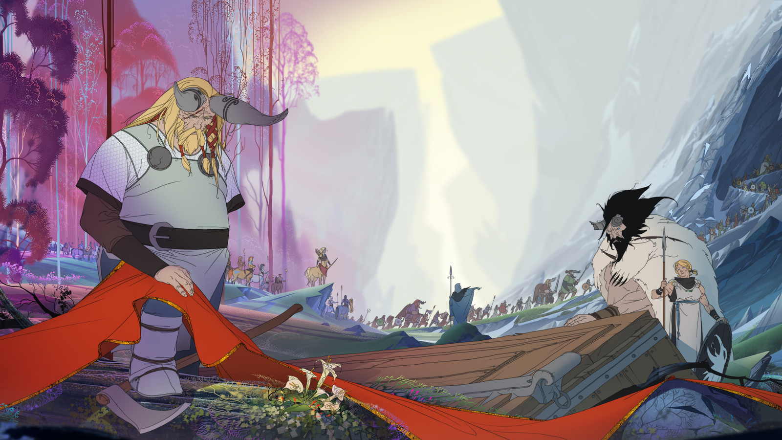 The Banner Saga 2 Review Polygon