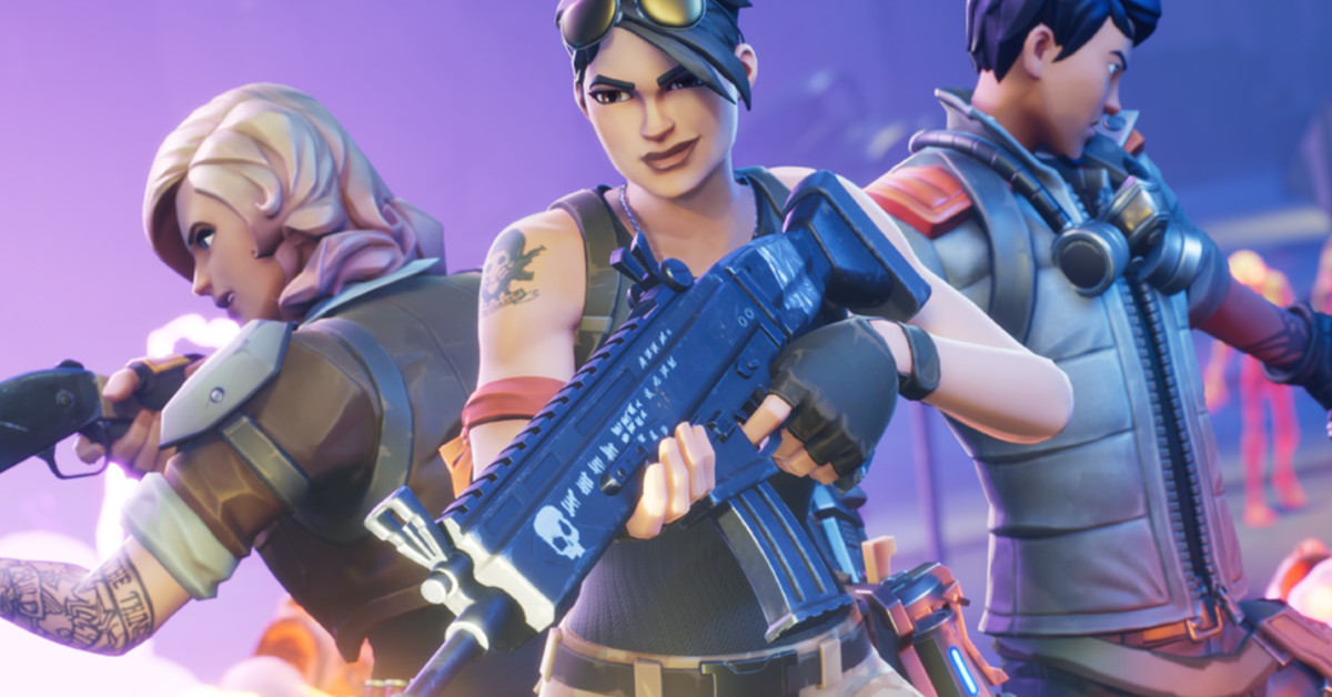 Fortnite Fans Are Upset About Dick Bullets And Weapon Delays Polygon