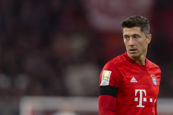Lewandowski reveals how close he was to joining United