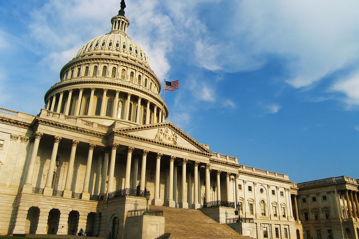 Many Food Workers In The U S Capitol Building Need Second