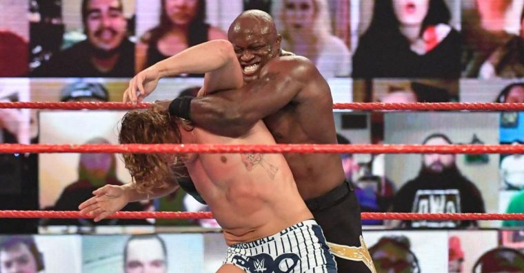 Is Lashley's dominating run leading to Lesnar?