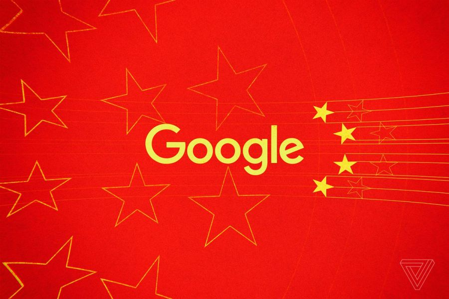 Google s prototype Chinese search engine reportedly links searches     Illustration by Alex Castro   The Verge