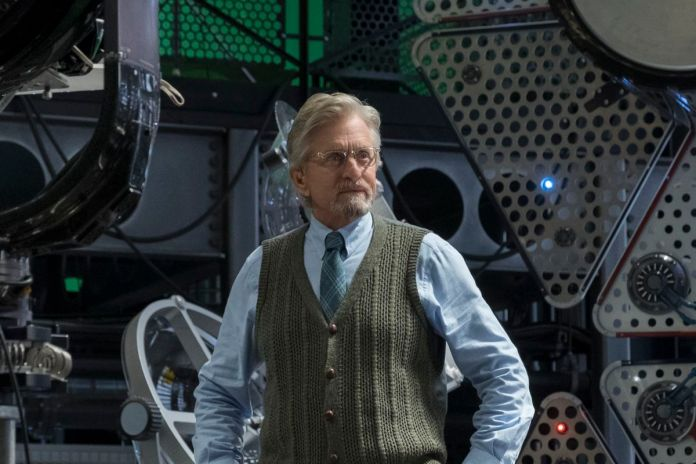 Image result for hank pym mcu
