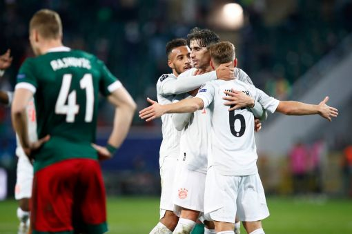 Lokomotiv Moscow 1-2 Bayern Munich: Initial reactions and observations -  Bavarian Football Works