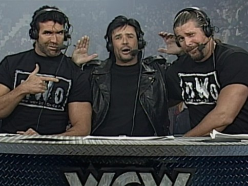 Eric Bischoff has some thoughts on nWo joining the WWE Hall of Fame -  Cageside Seats
