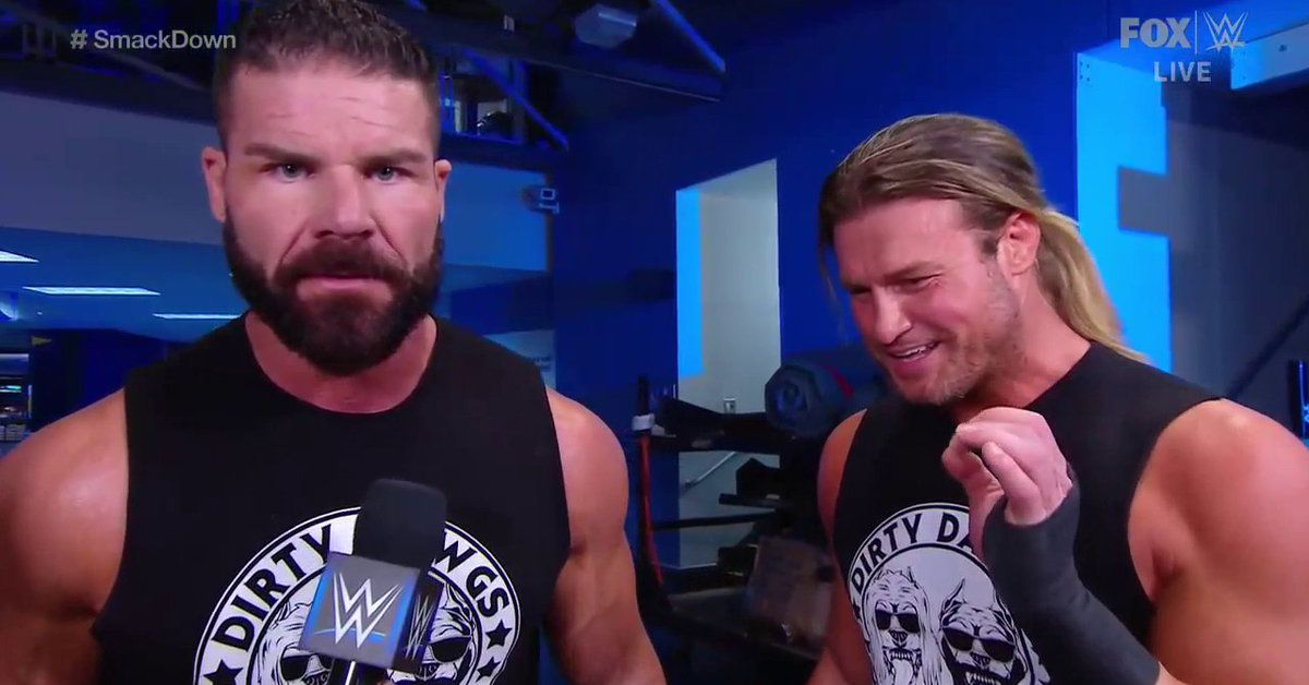Roode & Ziggler get a team name and a title shot