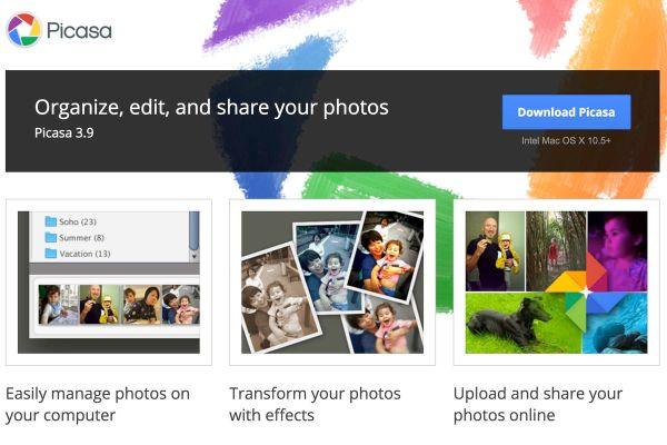 Google will shut down Picasa this spring - The Verge