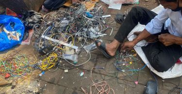 The pandemic might cut down e-waste but widen the digital divide