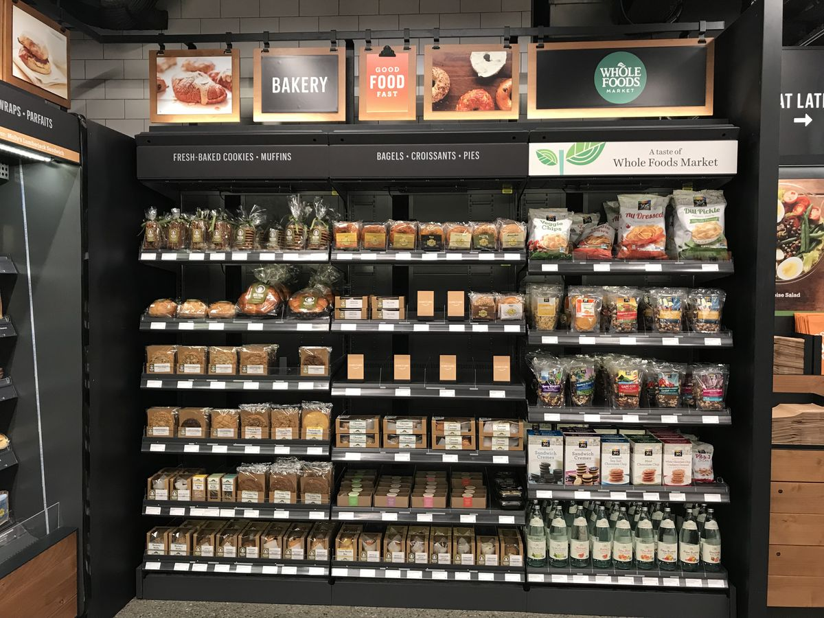 Amazon Go Photos Here S What The New Cashier Less