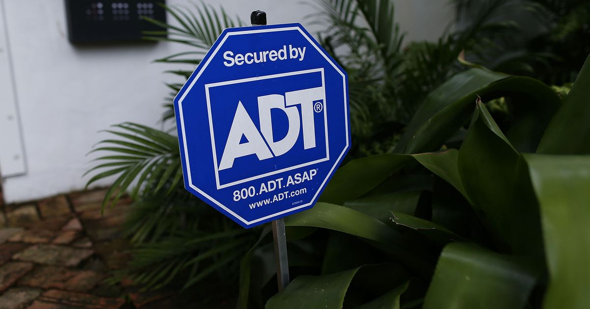 ADT sues Ring over 'virtually indistinguishable' blue octagon design
