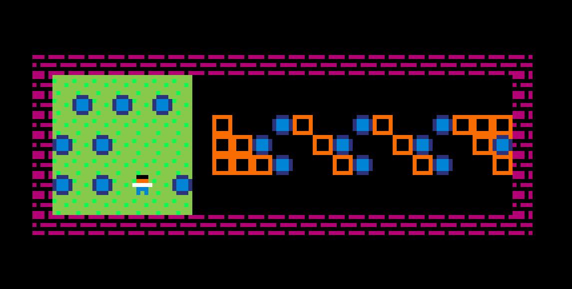 "Screenshot from web game ""Unewton"""