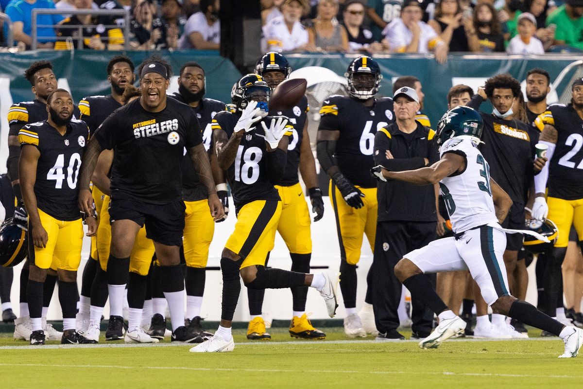 Pittsburgh steelers tickets are available on stubhub from $16. A Deep Dive Into The Potential Within The Steelers Offense In 2021 Behind The Steel Curtain