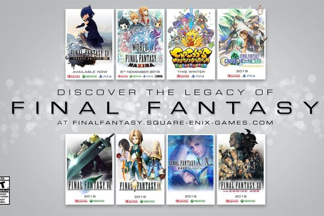 Image result for final fantasy switch