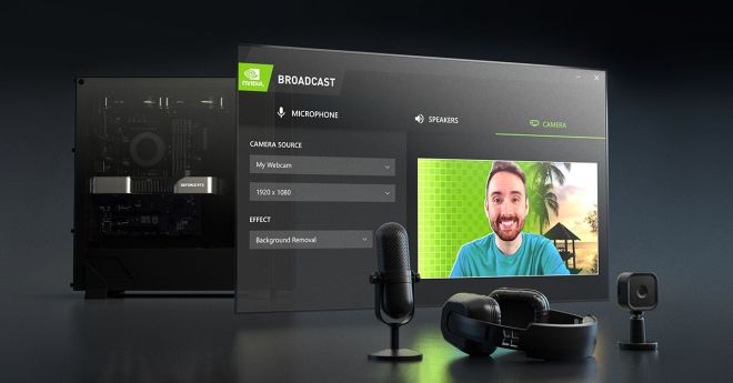 Nvidia's RTX Voice app was great, and its Broadcast successor is now available