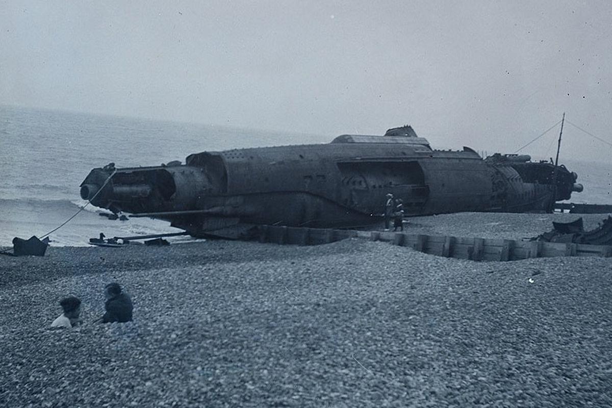 Wwi Submarine Graveyard Discovered By Underwater
