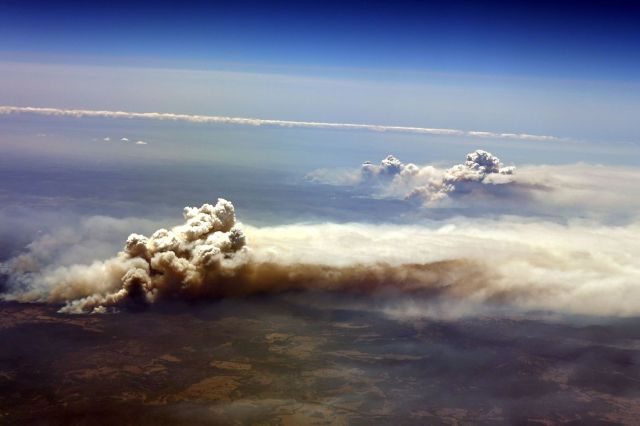 AUSTRALIA-WEATHER-BUSHFIRE