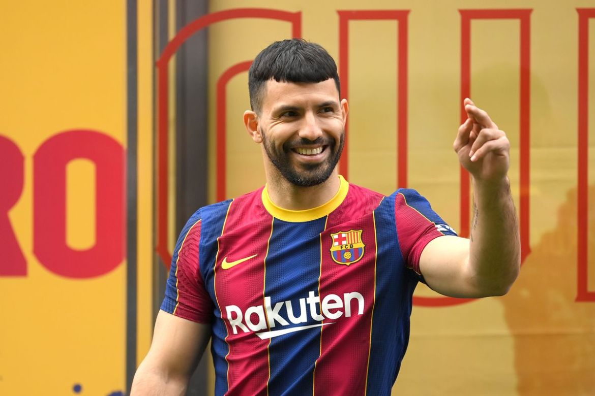 Sergio Aguero: I hope to play with Lionel Messi at Barcelona - Barca  Blaugranes